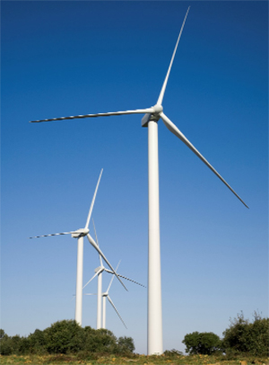 Horizontal Axis Wind Turbine – 1.5MW