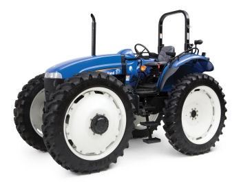 New Holland Offers B100 Tractor