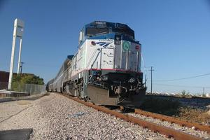 Amtrak Running B20