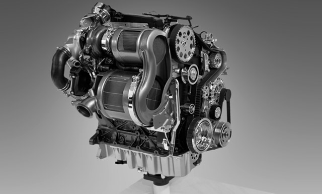 More efficient diesel engine from VW