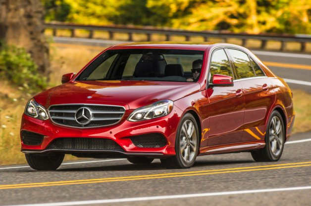 2014 Mercedes E250-45mpg EPA Hwy Rating