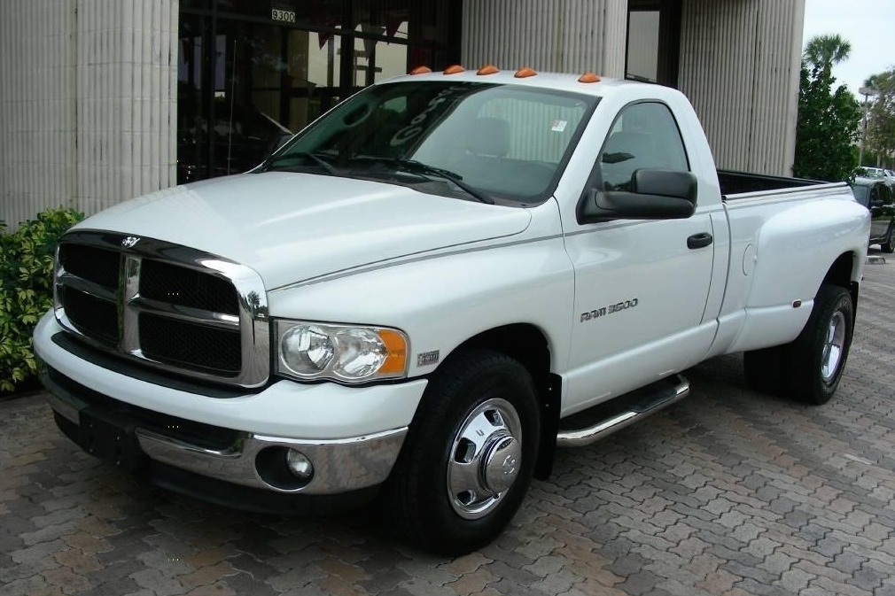 2008 dodge 3500 dually mpg